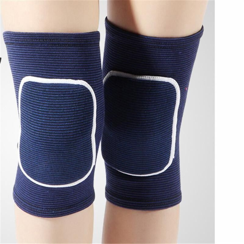 (Imported)BEST-A-MJGH Adjustable Sports Training Elastic Knee Support Brace Kneepad Patella Pads Hole Kneepad Safety Guard Strap