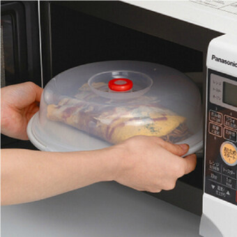 Inomata dishes cover microwave cover Dustproof Cover