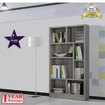 Harga iNSTAR DESIGN MIKA BOOK SHELF / BOOKCASE TYPE E
