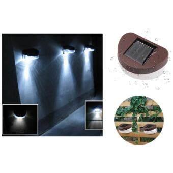 IP65 Waterproof Solar LED Light Garden Light LED Solar Lamp WallLamp Fence Courtyard Stairs Fence Solar Powered Light