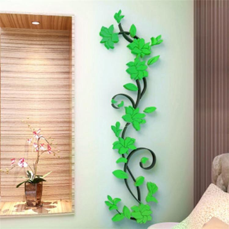 Leegoal Gaya Muslim Seni Dinding Dekorasi Rumah Islami Yang Dapat Dilepas Stiker, 57.5 cm X