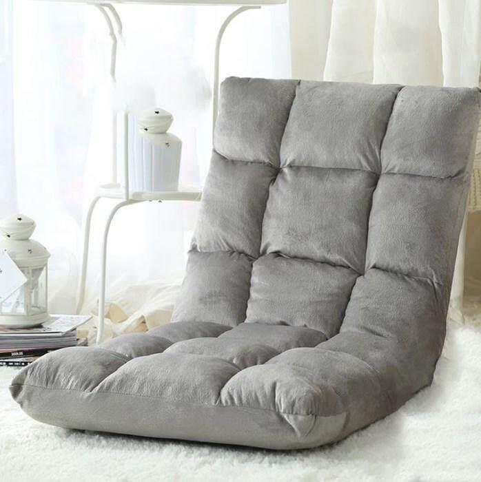 Japan Style Lazy Sofa Grey