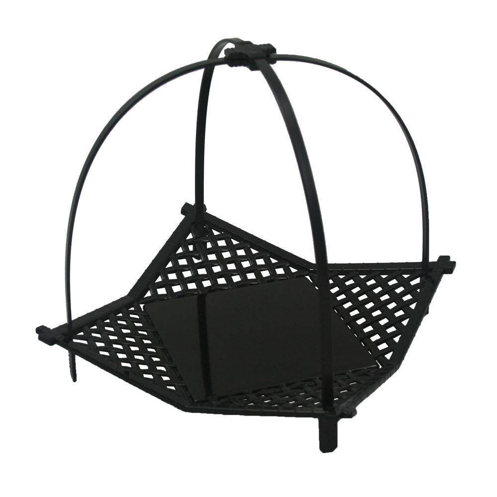 Japanese Tempura Carry Basket - Black