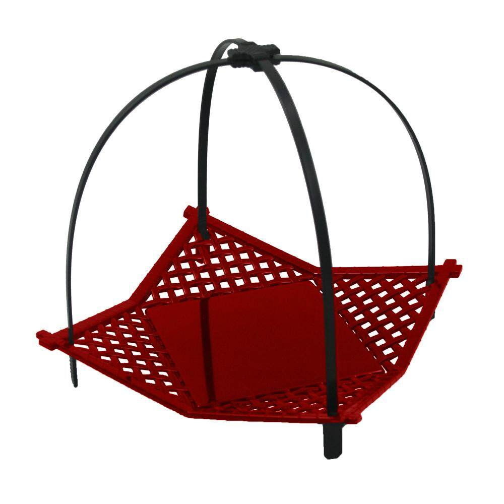 Japanese Tempura Carry Basket - Red