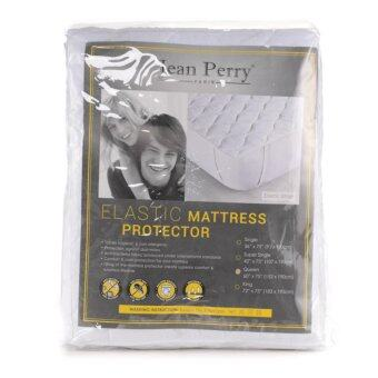Harga Jean Perry Elastic Mattress Protector-King
