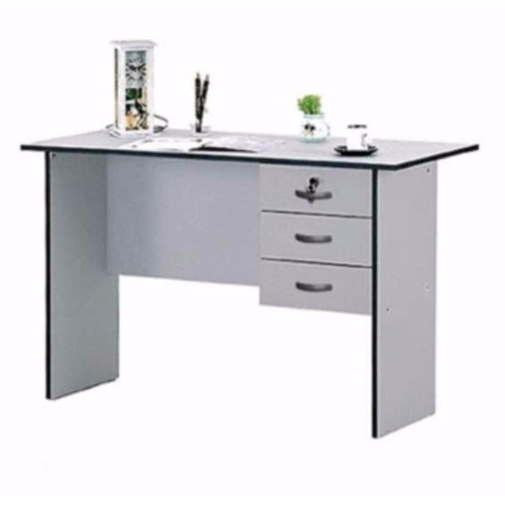 JFH Feet Office Table Grey Malaysia - 4 feet office table
