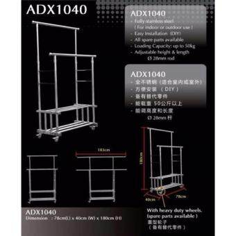 JFH ADX 1040 Clothes Hanger