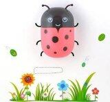 Kids Wall Sticker Lamp - Lady Bugs