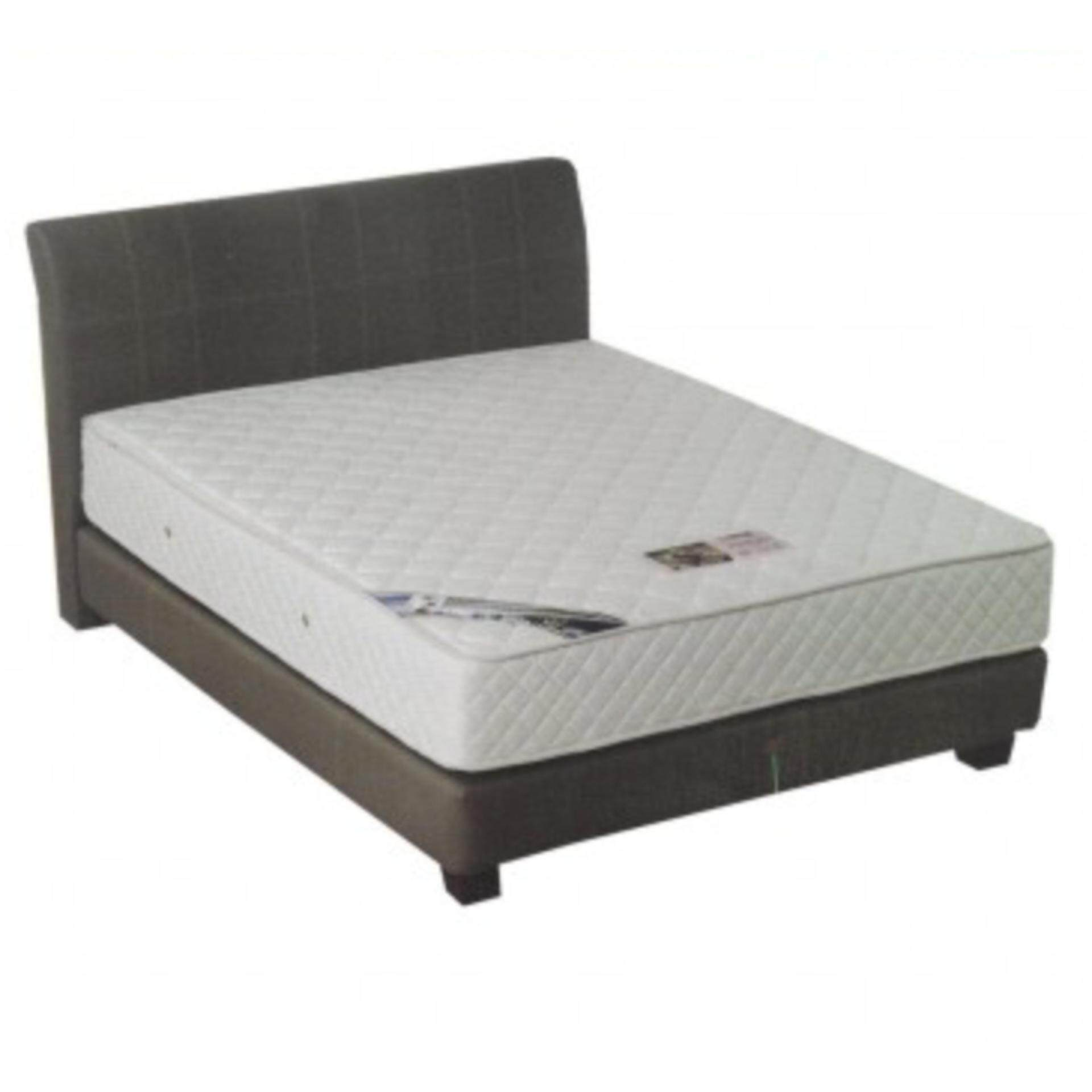 King Koil Rubberised Coir Fibre Fiberatex 8 Inches Queen Mattress (10 Years Warranty)