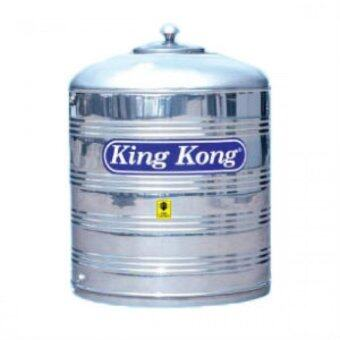 Harga King Kong HS50 500L/110G Vertical Flat Bottom Without StandStainless Steel Water Tank