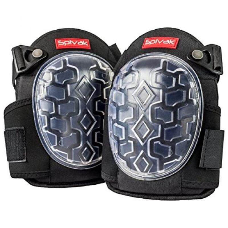 Knee Pads For Work-Knee Pads For Women Men with Comfortable Gel Cushion and Heavy Duty Foam Padding for Gardening, Cleaning, Flooring, Construction, Strong Double Straps and Adjustable Easy-Fix Clips