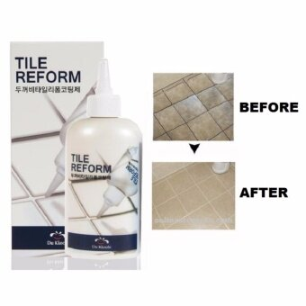 Harga Korea Du Kkeobi Tile Reform Grouting Fix Waterproof Anti-Fungus Mould Tiling Reviver Repair Kit