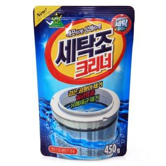 Harga Korea Sandokkaebi Washing Machine Cleaner (450g) / Korea Washing Machine Tank Cleaner / Drum Cleaning Powder Detergent