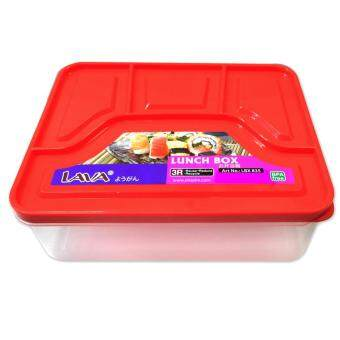 Harga LAVA LBX835 4 Compartments Food Container
