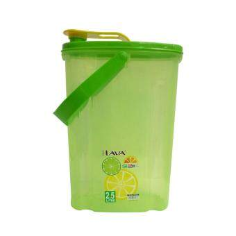 Harga LAVA Plastic BPA Free Daily Use Water Bottle Tumbler 2.5L (TB429)1pc