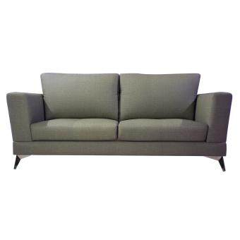 Lazio Indulge Skyler Leather 3 Seater Sofa