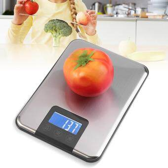 LCD Digital Scale Kitchen Household Food Weighing Diet Weight Electronic Scales Tare Function