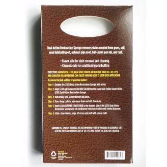 Lexol Leather Restoration Kit - 4