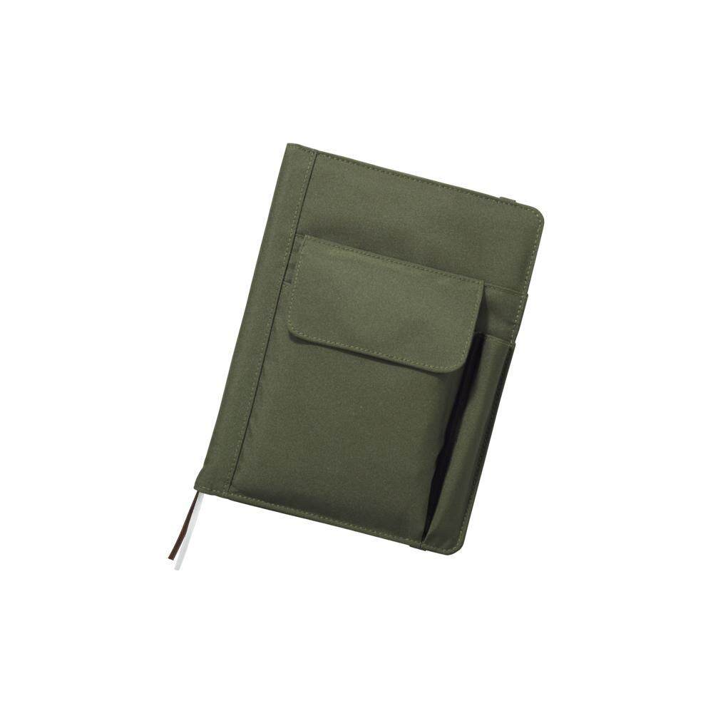 Lihit Lab Cover Notebooks A5 N-1647 (Green)