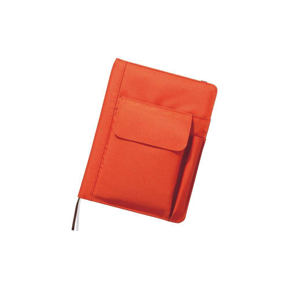 Lihit Lab Cover Notebooks A5 N-1647 (Orange)