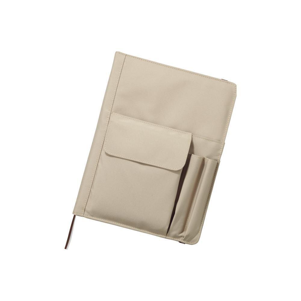 Lihit Lab Cover Notebooks B5 N-1627 (Beige)