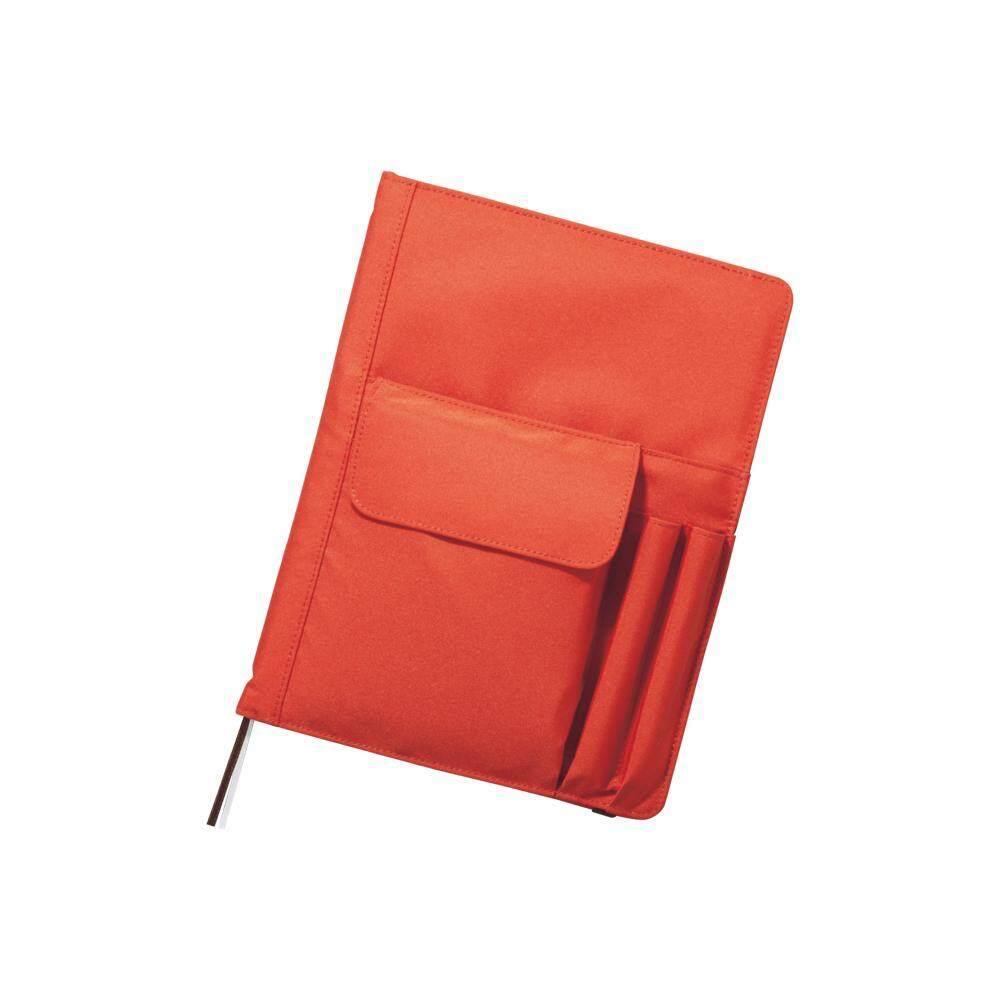 Lihit Lab Cover Notebooks B5 N-1627 (Orange)