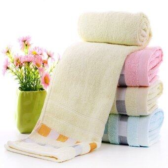 Harga Lolika Bath Towel Set of 3 Magic Micro Fiber Bath Towel AdultChildren 100% Cotton