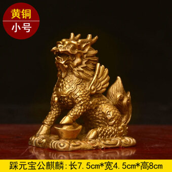 Harga Lucky enlightenment copper unicorn