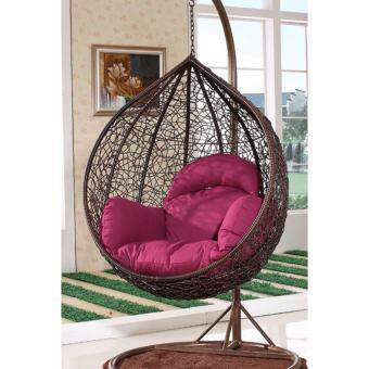 Harga LUXURIE Round Hammock Swing Hanging Chair