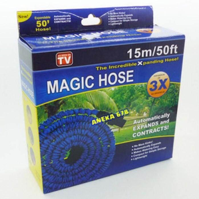 Magic Hose Expandable Garden Hose (50 Ft.)