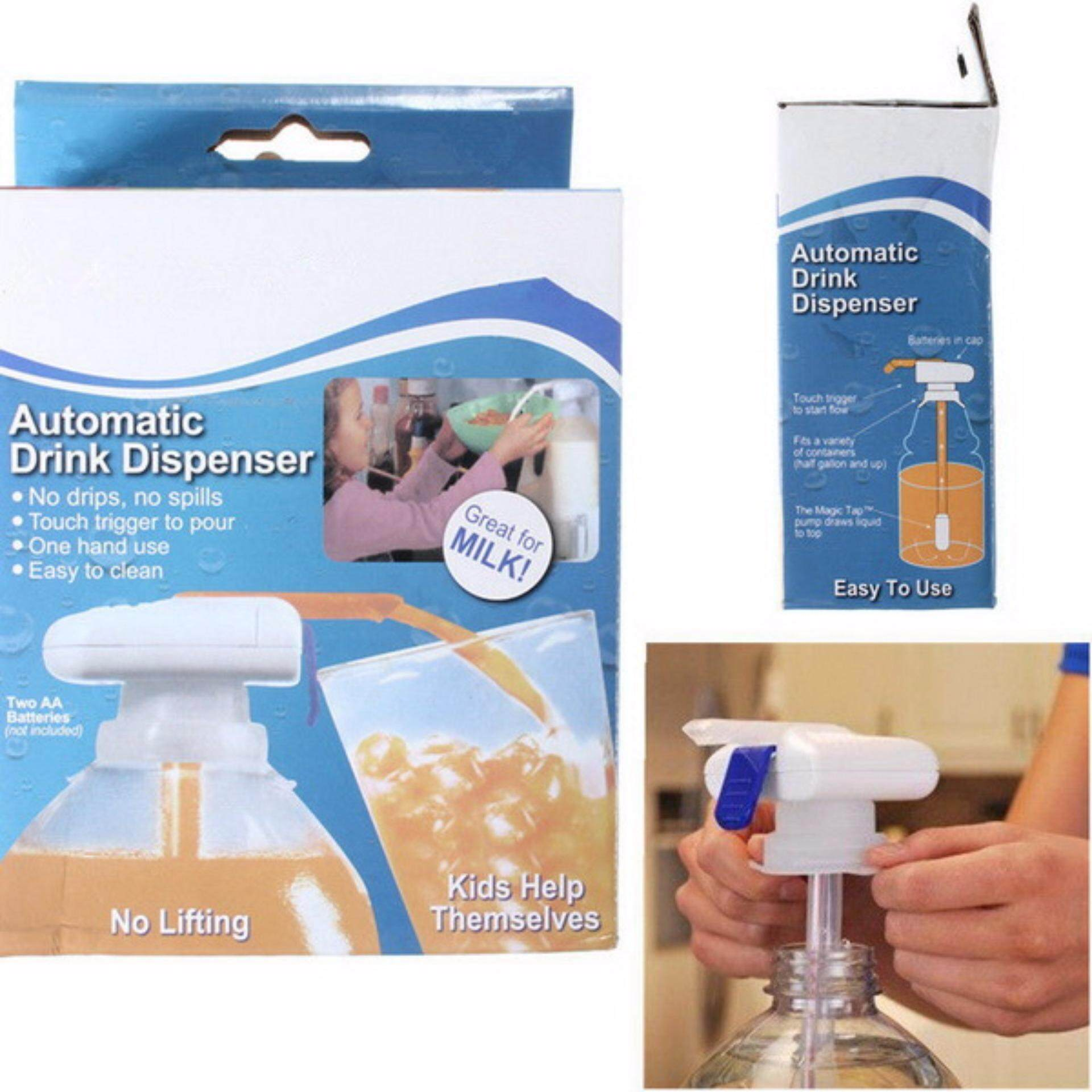 Magic Tap Automatic Drink Dispenser-As Seen On TV-Household-Kitchen