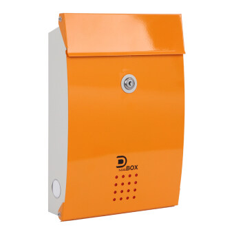 Harga Mail Box D-Box Orange