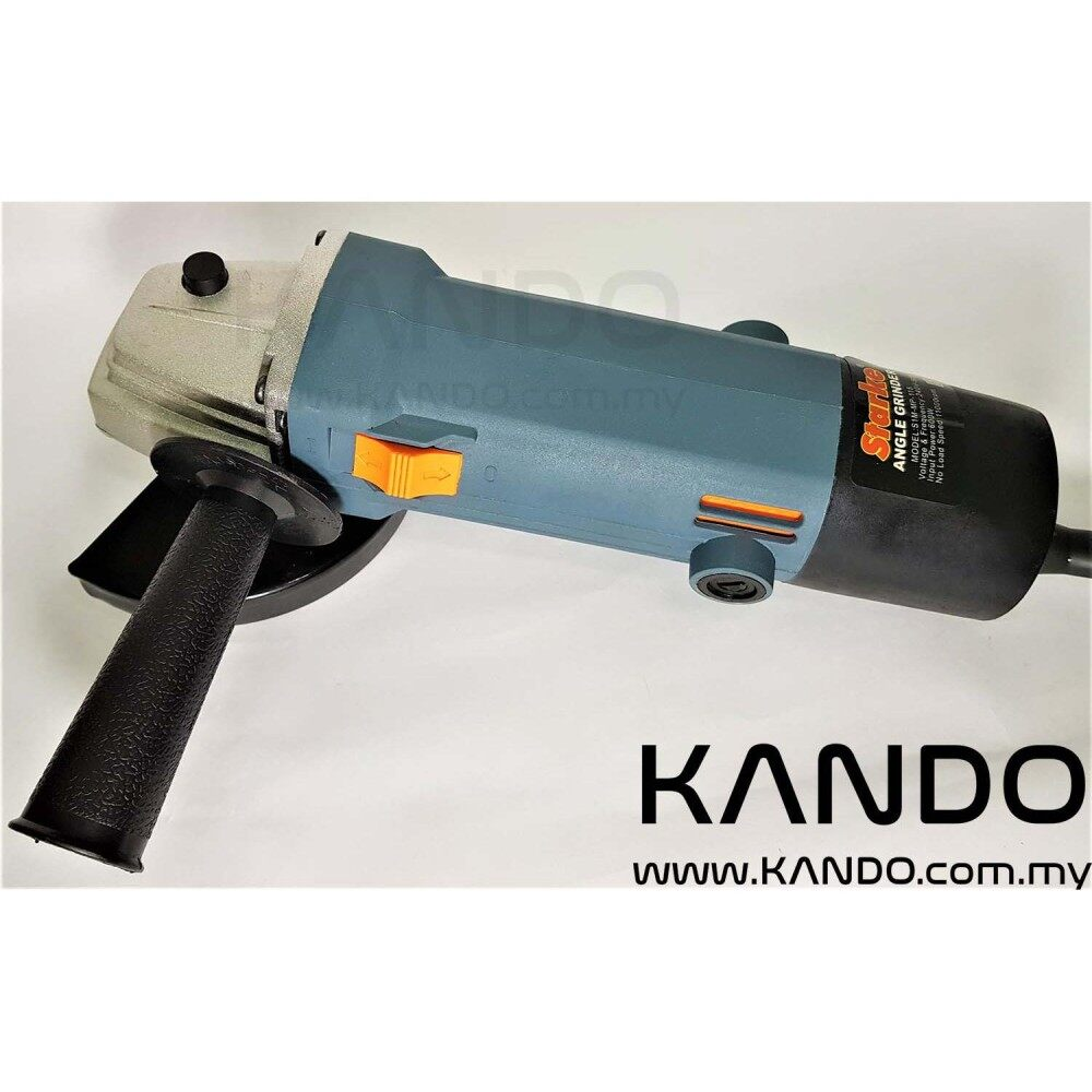 [MALAYSIA]STARKE Angle Grinder 600W FREE Full Accessories and Blow Case Set