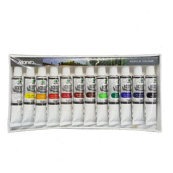 Harga Marie's Acrylic Colours Set of 12