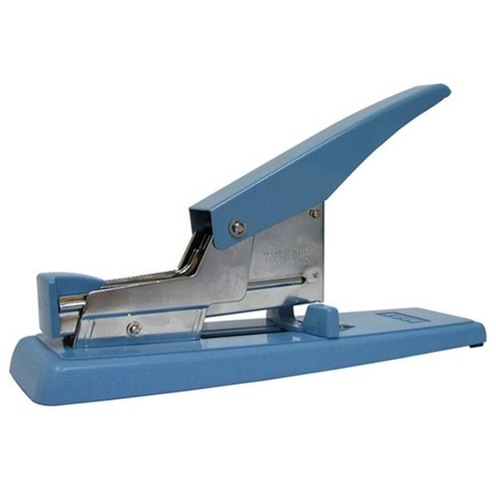 MAX HD-3D HEAVY DUTY STAPLER-75Shts-BLUE (Item No: B07-25BL)