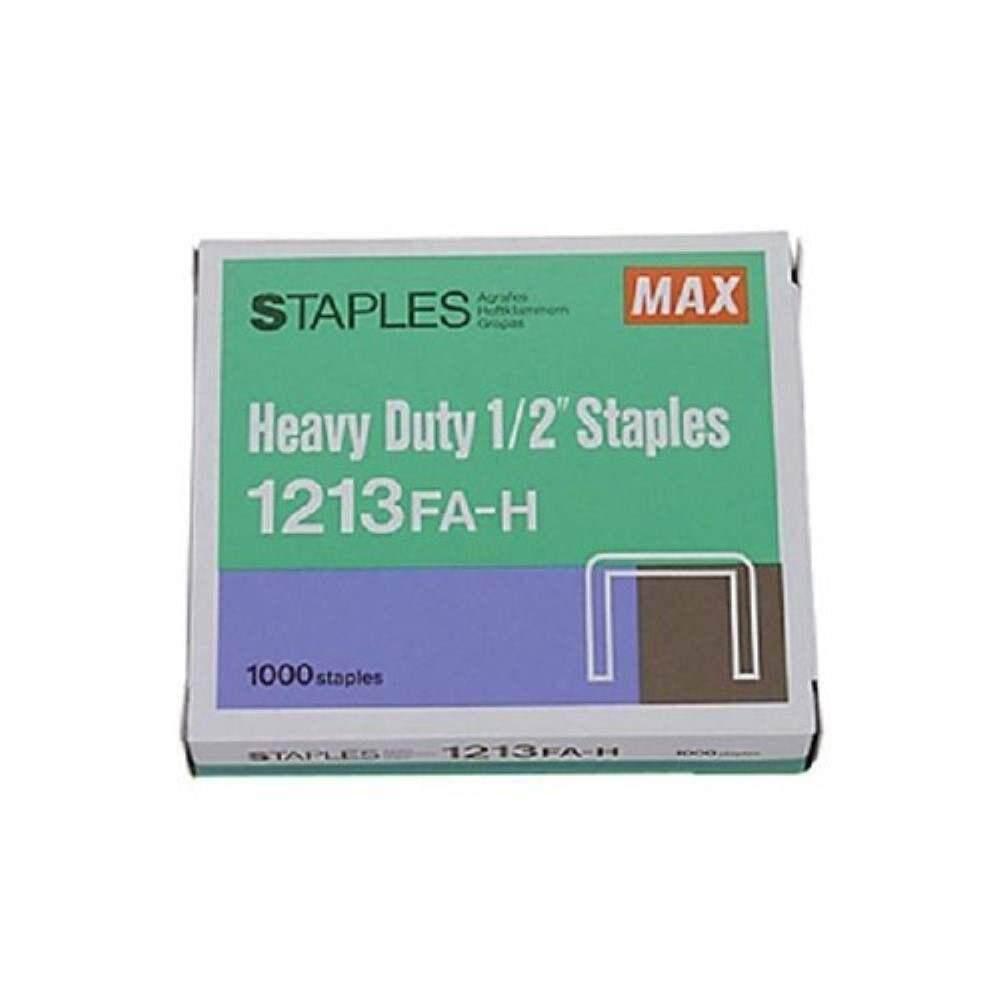 MAX Staples 1213FA-H Bullet - 1/2 (item no: B07-20) A1R2B251