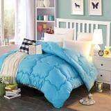 Maylee Colourful Soft Microfiber Duvet Queen (Blue)