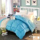 Maylee Colourful Soft Microfiber Duvet Single (Blue)