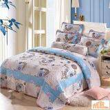 Maylee D8868 Cadar Patchwork High Quality Cotton Set of 3