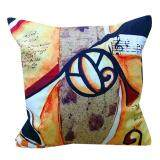 Maylee HIgh Quality Printed Music Pillow Cases