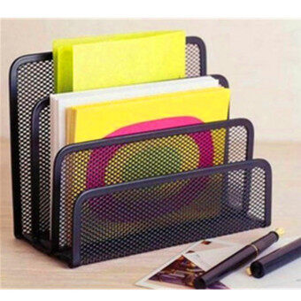 desk office file document paper mesh letter sorter black mail document tray desk office file organiser business features tier paper collection
