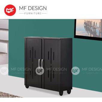 MF DESIGN ALASKA 2 DOORS SHOE CABINET