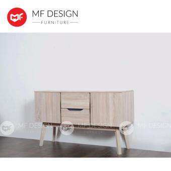 MF DESIGN FILLO SIDEBOARD CONSOLE TABLE ( SCANDINAVIAN DESIGN )