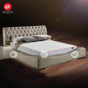 Harga MF DESIGN HIGH QUALITY DAMASK 8 INCH QUEEN SIZE SPRING MATTRESS (VS SERIES 1)