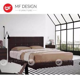 Mf design hobbit queen size divan bed frame 15cm head for Queen size divan