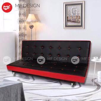 MF DESIGN RED DOT SOFA BED 3 SEATER SOFA
