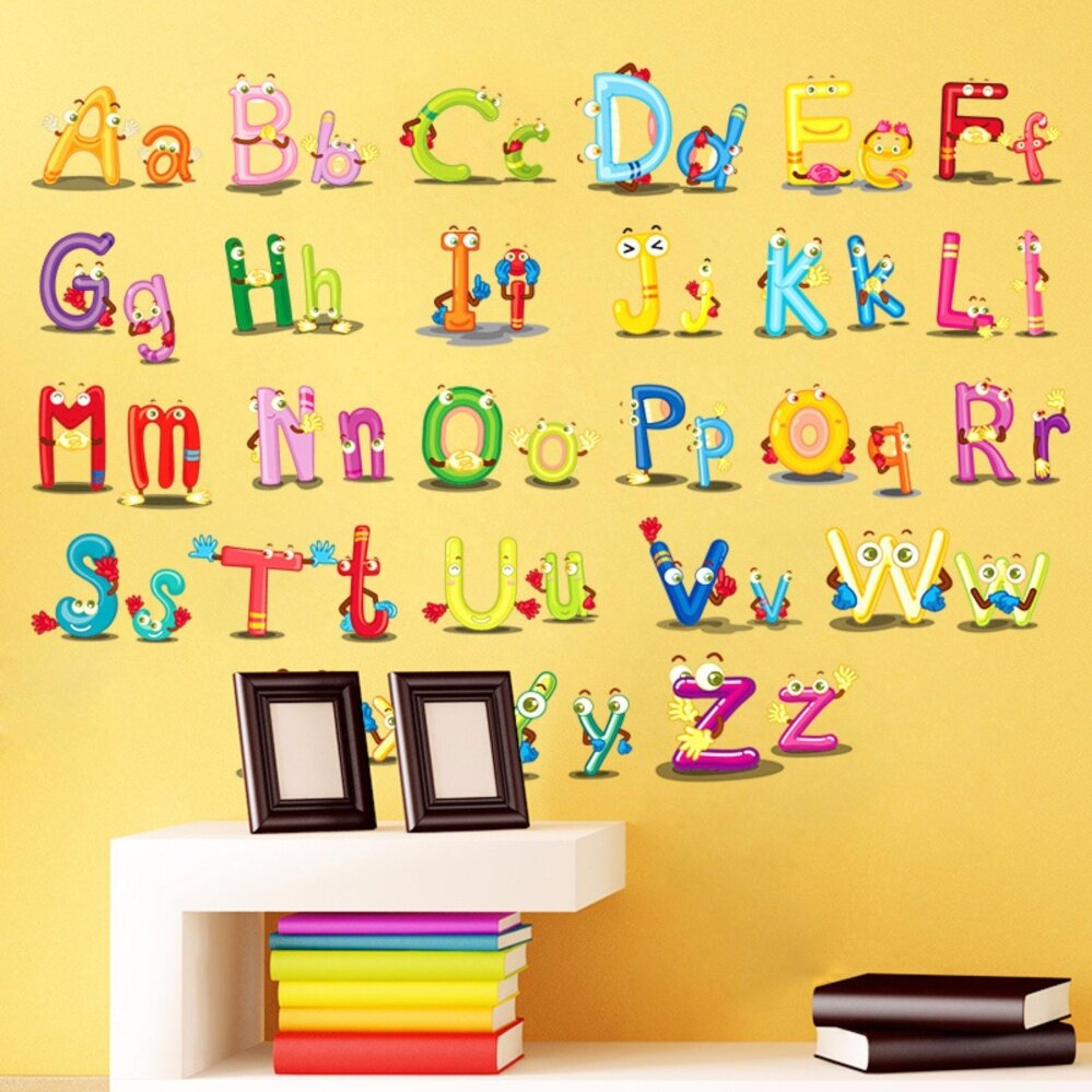Fantastic Decorative Alphabet Letters For Walls Gallery - Wall Art ...