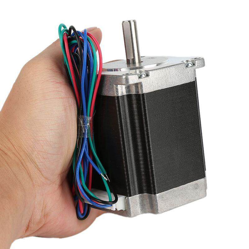 Mini Stepper Motor Nema 23 76Mm 4 Wires 1 8Nm Bipolar 2 Phase Bipolar Cnc Kit Intl ใน จีน