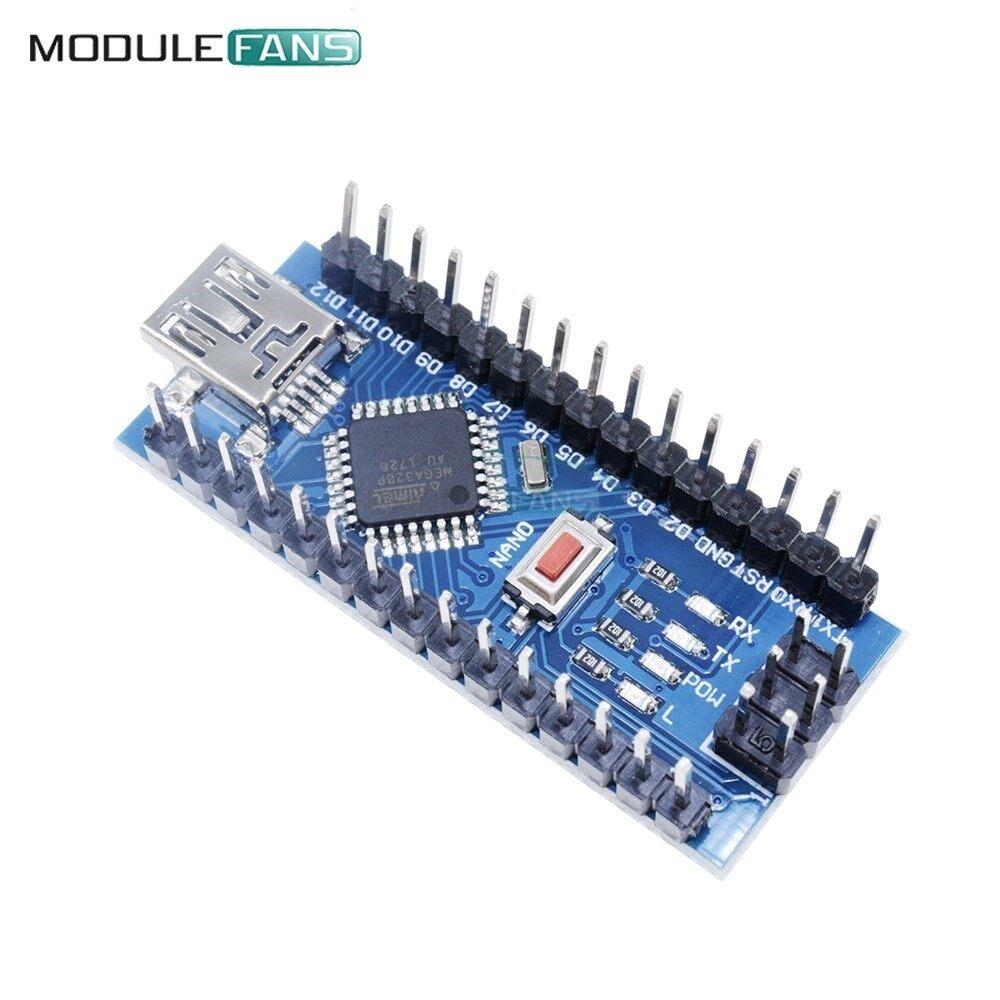 Mini Usb Nano V30 Atmega328p Ch340g 5v 16m Micro Controller Board Arduino Atmega 328 With Ch340 30 Compatible For Driver Atmega328 Intl