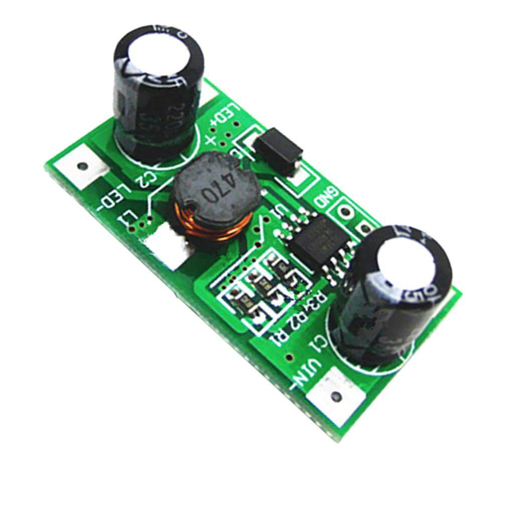 Dc Dimmer Circuit